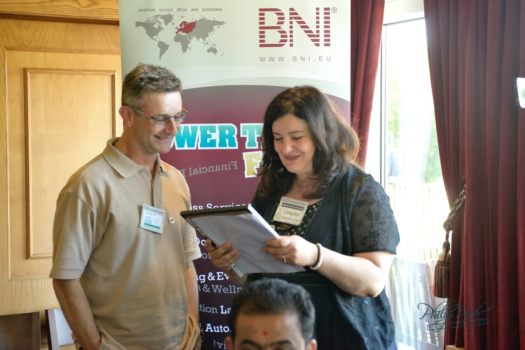 Bni Vision Changing The Way The World Does Business